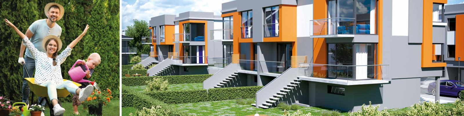 Nowe domy i mieszkania Bydgoszcz