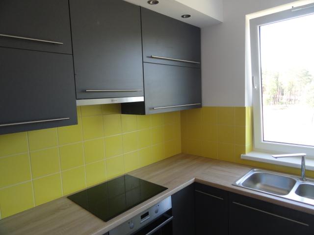 kuchnia w nowym domu zielonka Bydgoscz